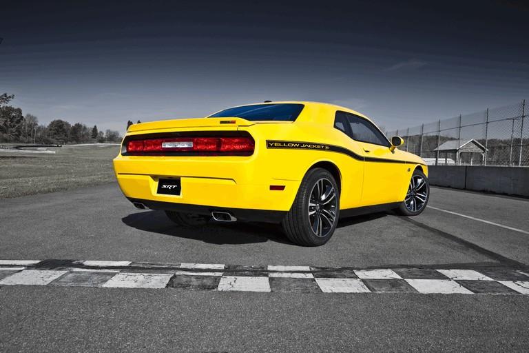 2011 Dodge Challenger SRT8 392 Yellow Jacket 321060