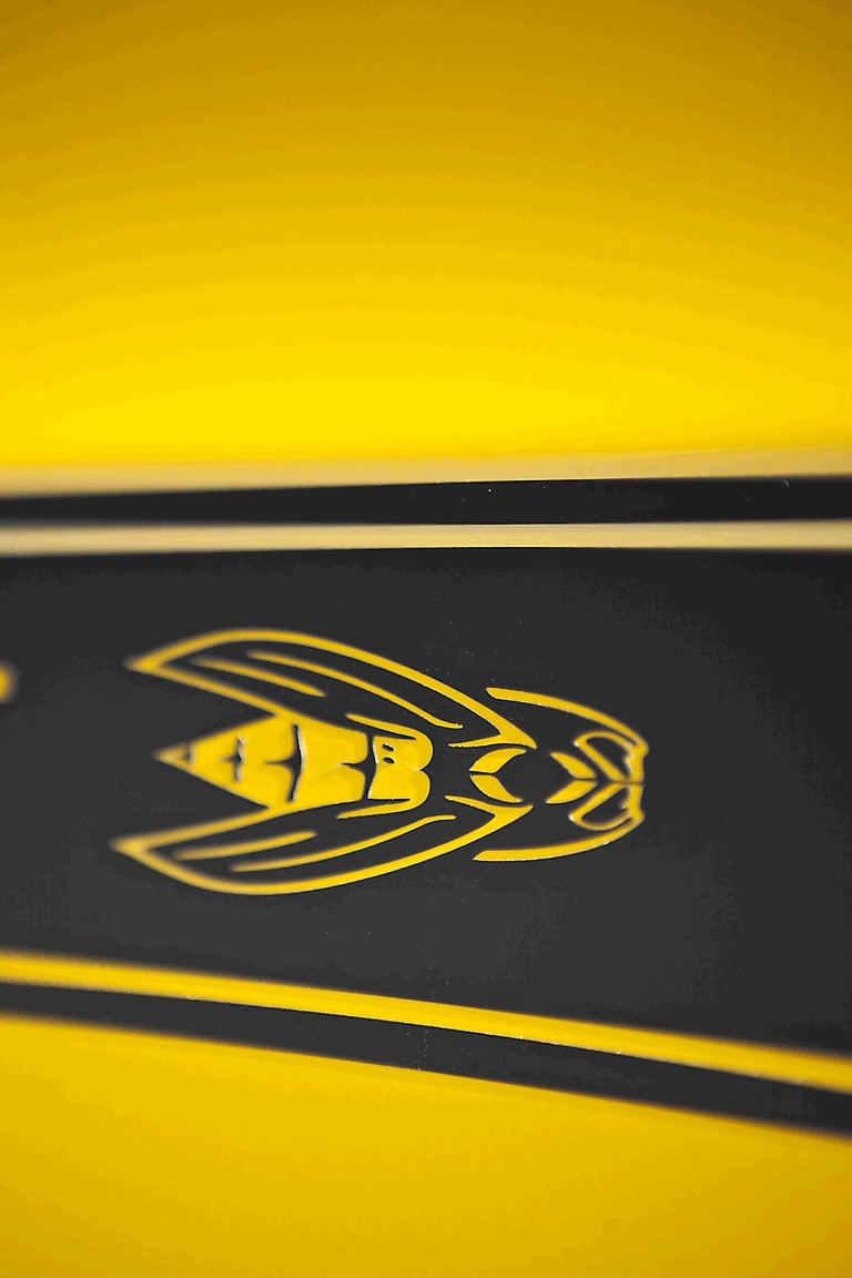 2011 Dodge Challenger SRT8 392 Yellow Jacket 321063