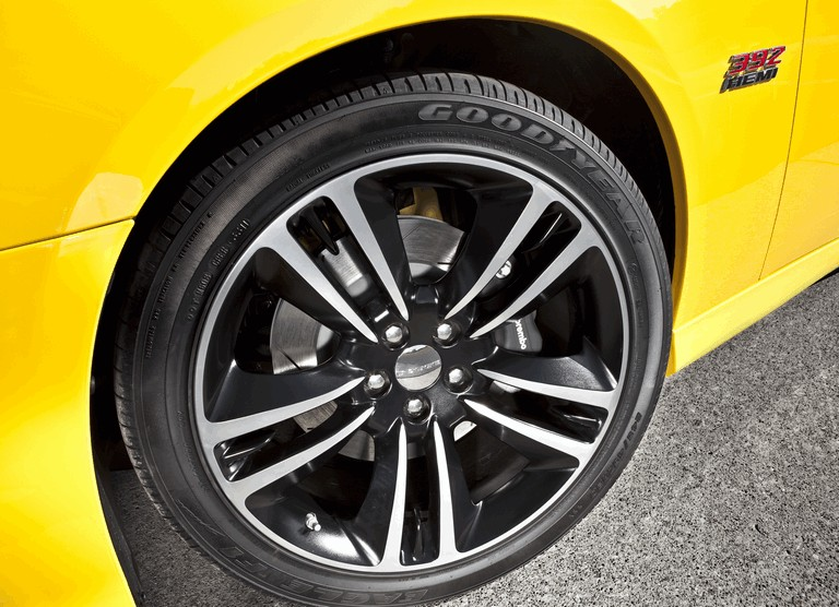 2012 Dodge Charger SRT8 Super Bee 321082
