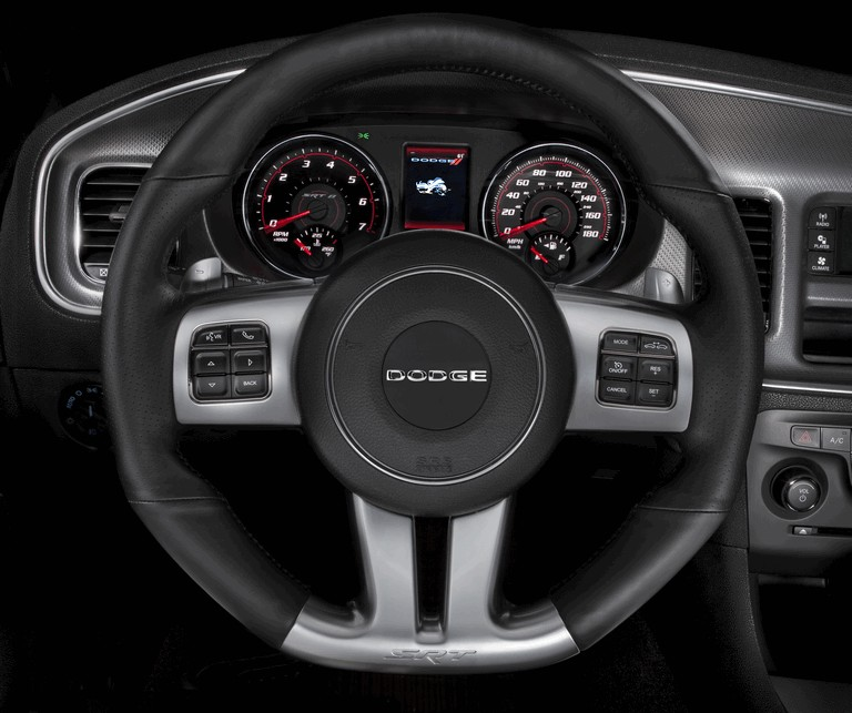 2012 Dodge Charger SRT8 Super Bee 321085