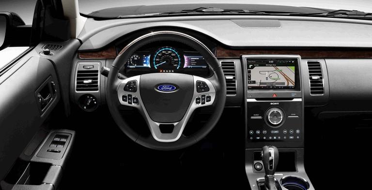 2013 Ford Flex 321187