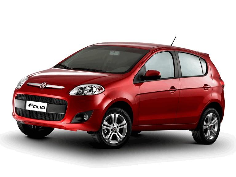 2011 Fiat Palio Essence 321294