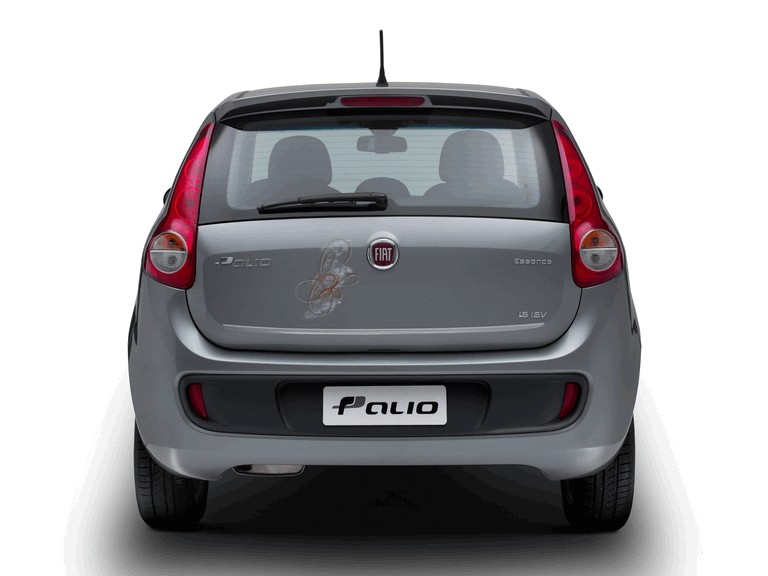 2011 Fiat Palio Essence 321300