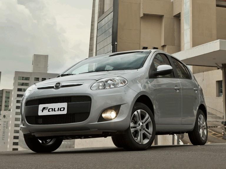 2011 Fiat Palio Essence 321303