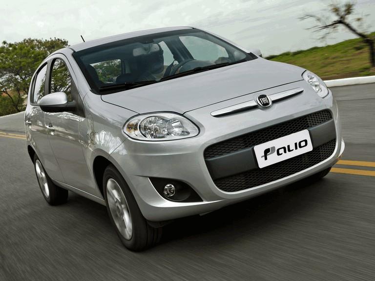 2011 Fiat Palio Essence 321305