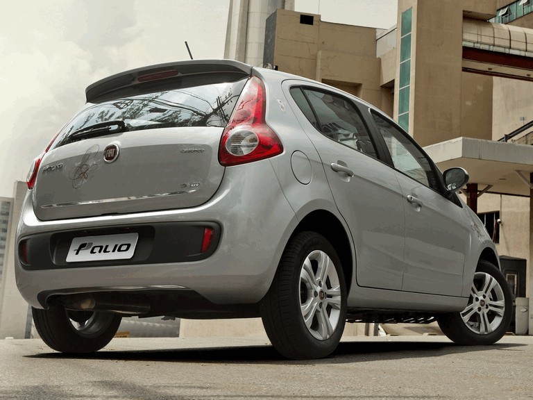 2011 Fiat Palio Essence 321307