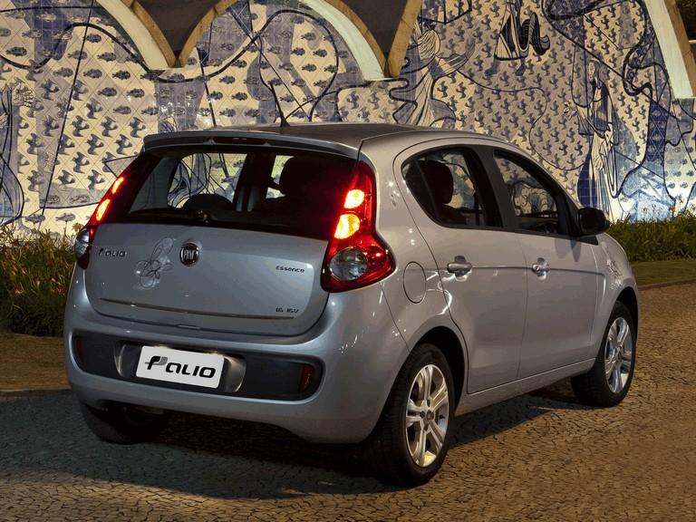 2011 Fiat Palio Essence 321309