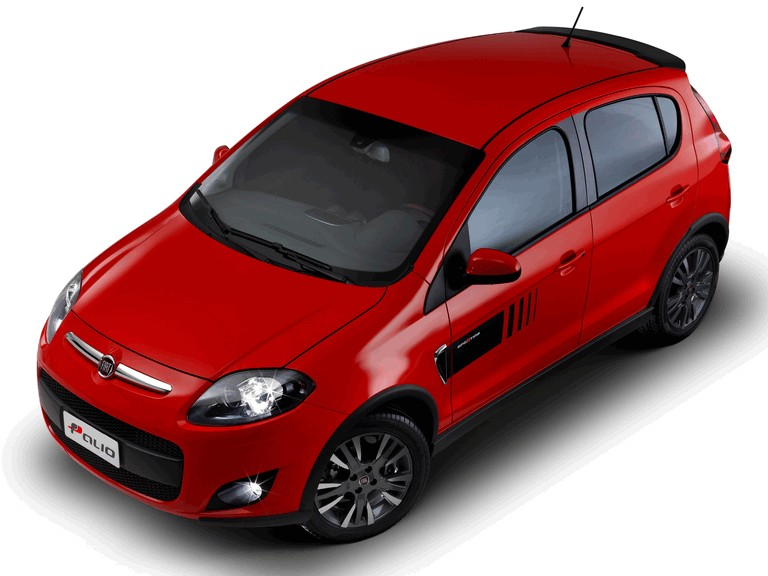 2011 Fiat Palio Sporting 321316