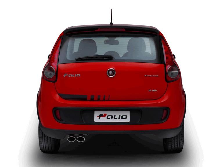 2011 Fiat Palio Sporting 321321