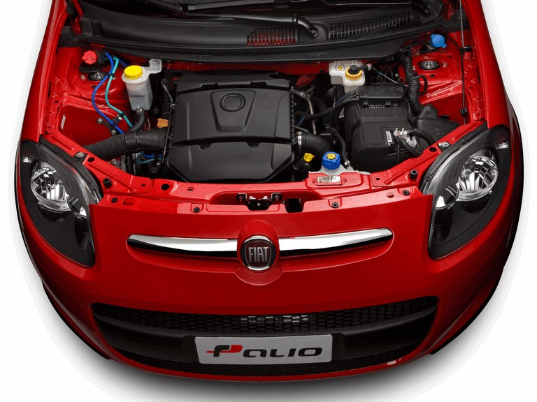 2011 Fiat Palio Sporting 321322