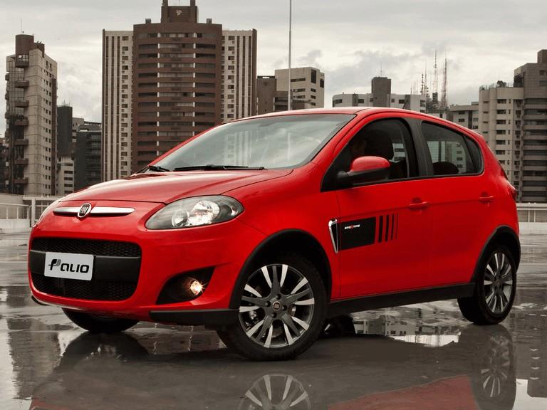 2011 Fiat Palio Sporting 321325