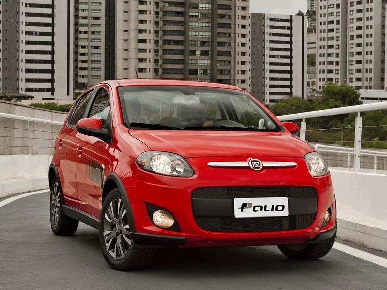 2011 Fiat Palio Sporting 321329