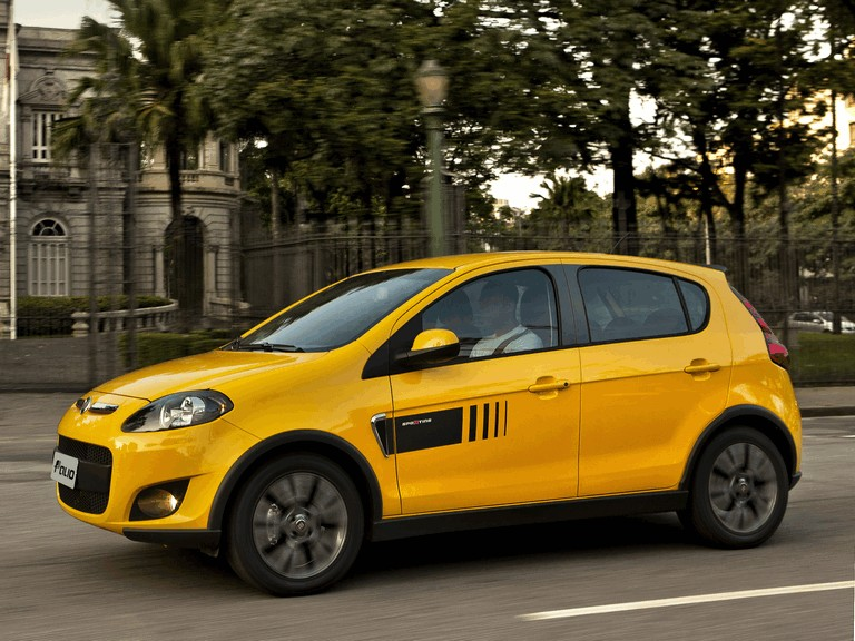 2011 Fiat Palio Sporting 321333