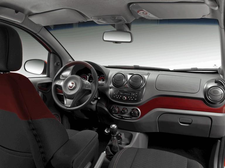 2011 Fiat Palio Sporting 321340
