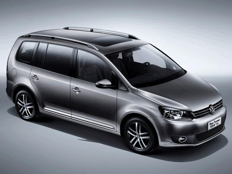 2010 Volkswagen Touran - Chinese version 321344