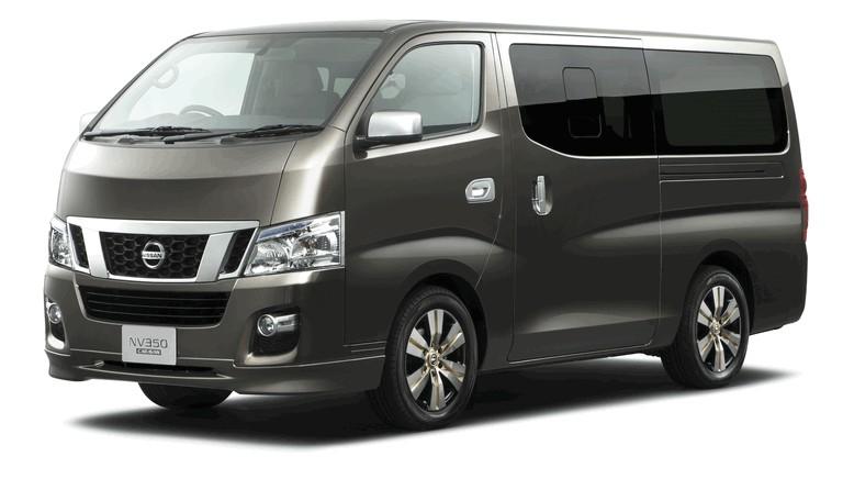 2011 Nissan NV350 321346