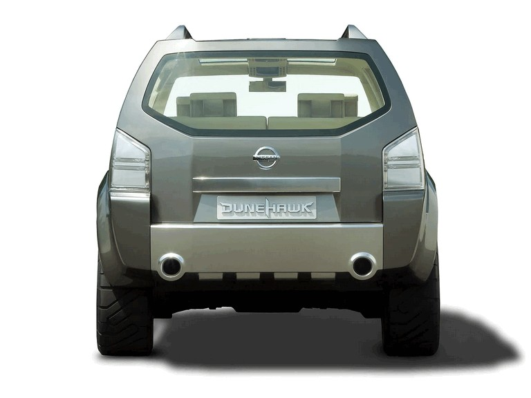 2003 Nissan Dunehawk concept 321598