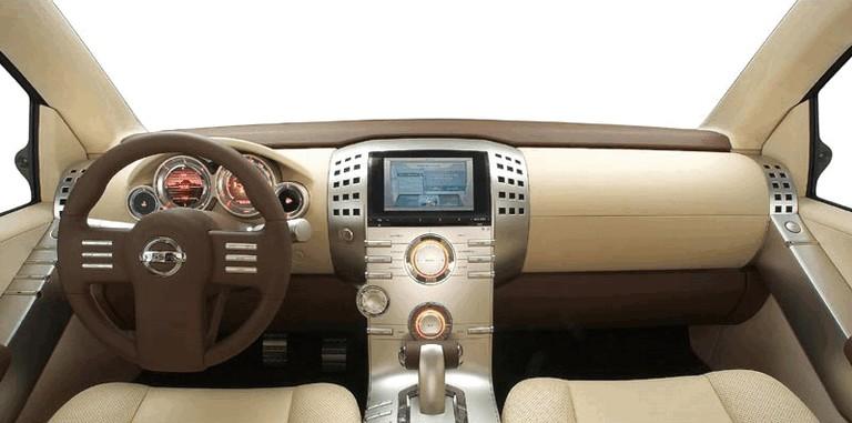 2003 Nissan Dunehawk concept 321607