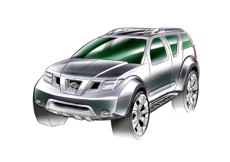 2003 Nissan Dunehawk concept 321609
