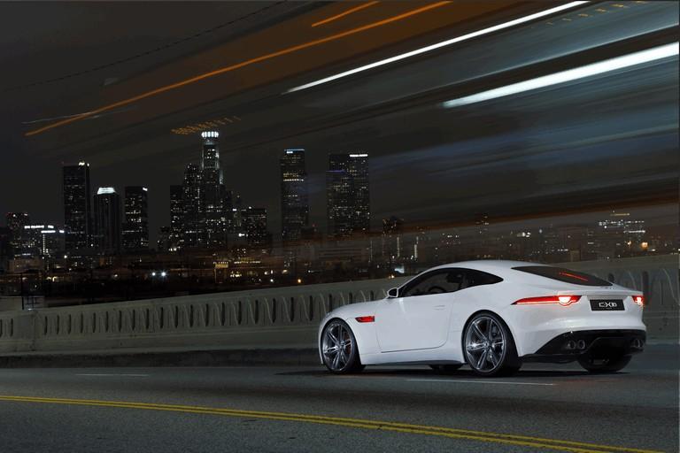 2012 Jaguar C-X16 concept 322276
