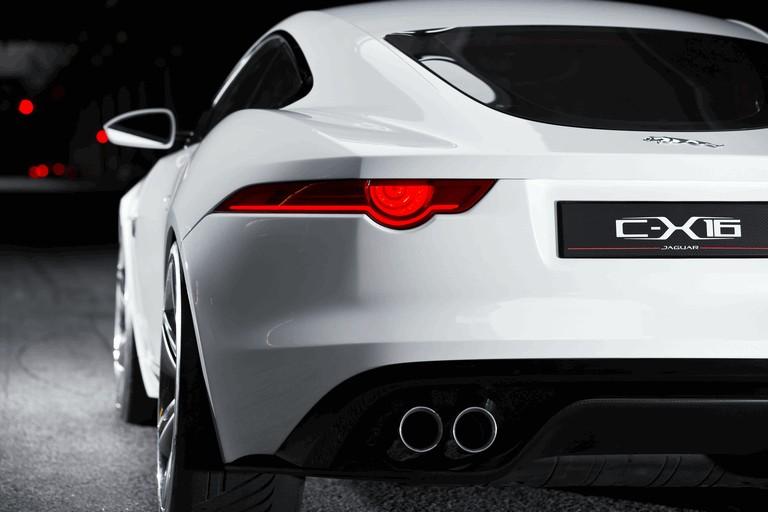 2012 Jaguar C-X16 concept 322280