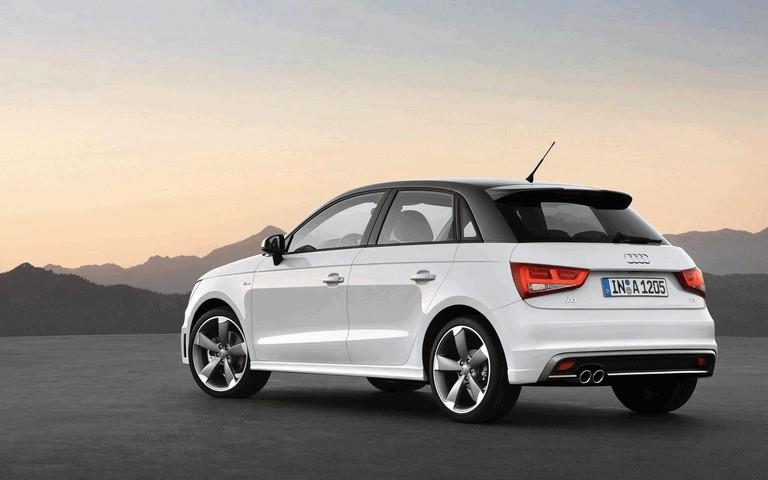 2012 Audi A1 Sportback 322364