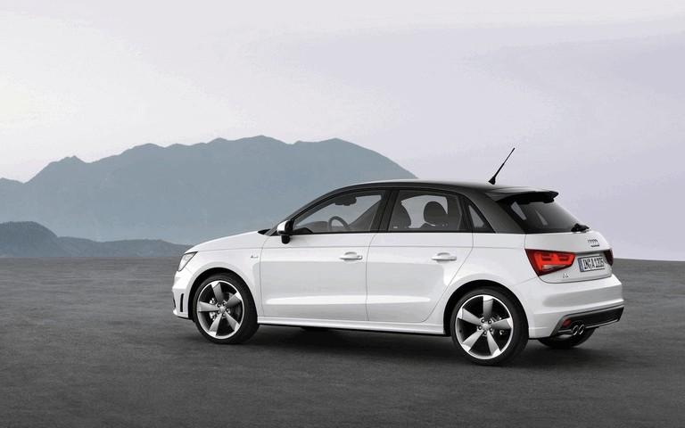 2012 Audi A1 Sportback 322365