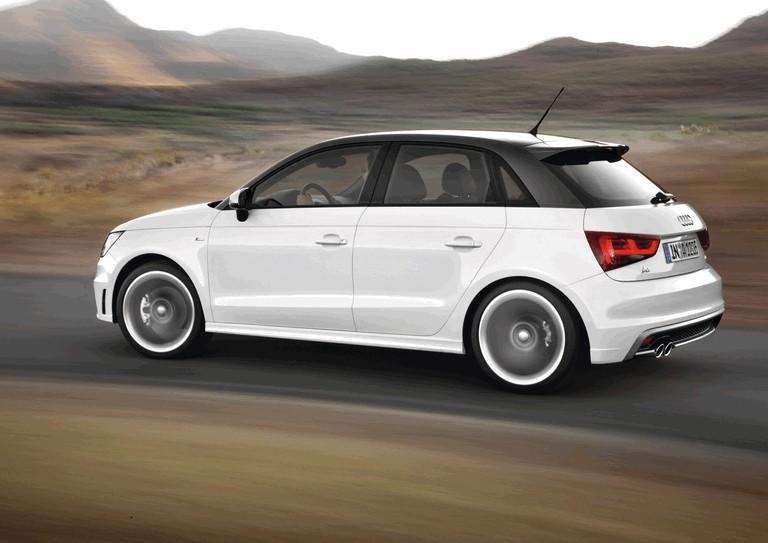 2012 Audi A1 Sportback 322367