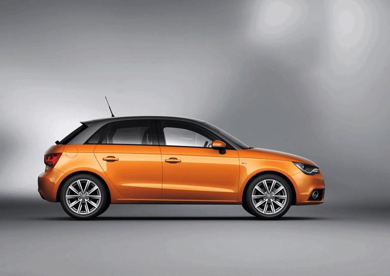 2012 Audi A1 Sportback 322370