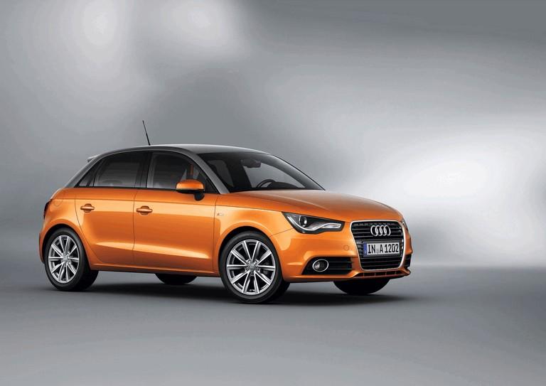 2012 Audi A1 Sportback 322371