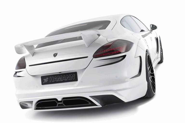 2011 Porsche Cyrano ( based on Porsche Panamera 970 ) 322648