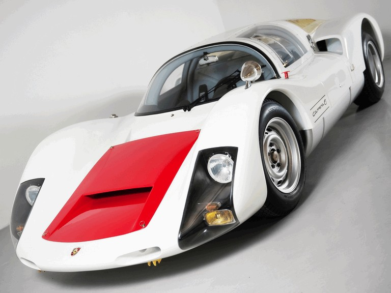 1966 Porsche 906 Carrera 6 Kurzheck 322764