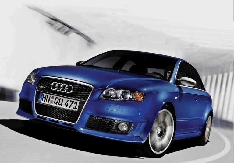 2006 Audi RS4 210960