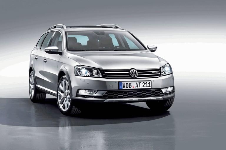 2011 Volkswagen Passat Alltrack 323147