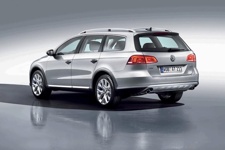 2011 Volkswagen Passat Alltrack 323148