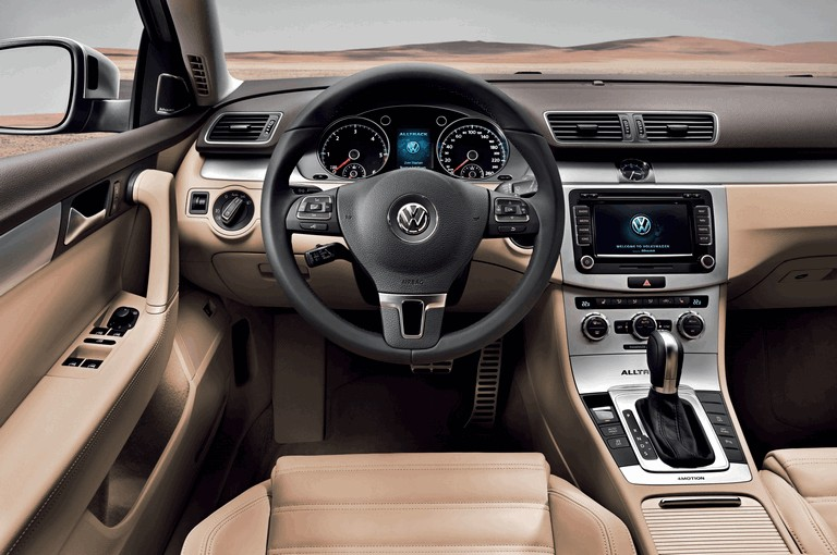 2011 Volkswagen Passat Alltrack 323153