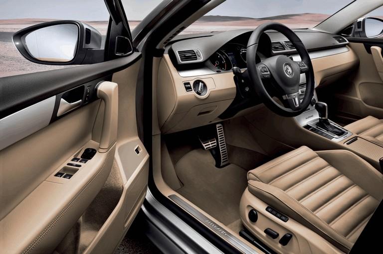 2011 Volkswagen Passat Alltrack 323154