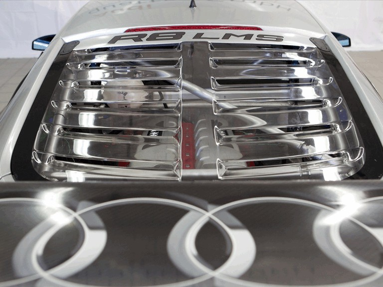 2011 Audi R8 LMS Ultra 323158