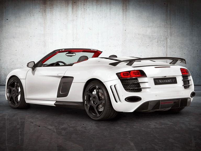 2012 Audi R8 V10 spyder by Mansory 323231