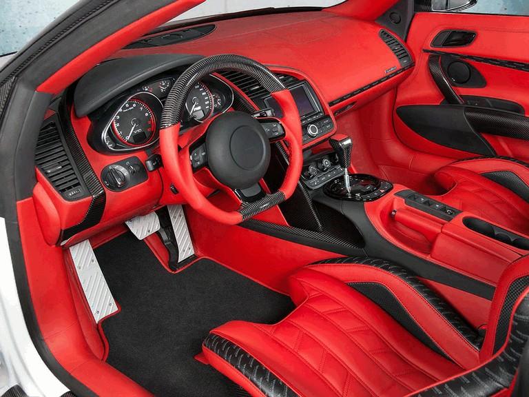 2012 Audi R8 V10 spyder by Mansory 323235