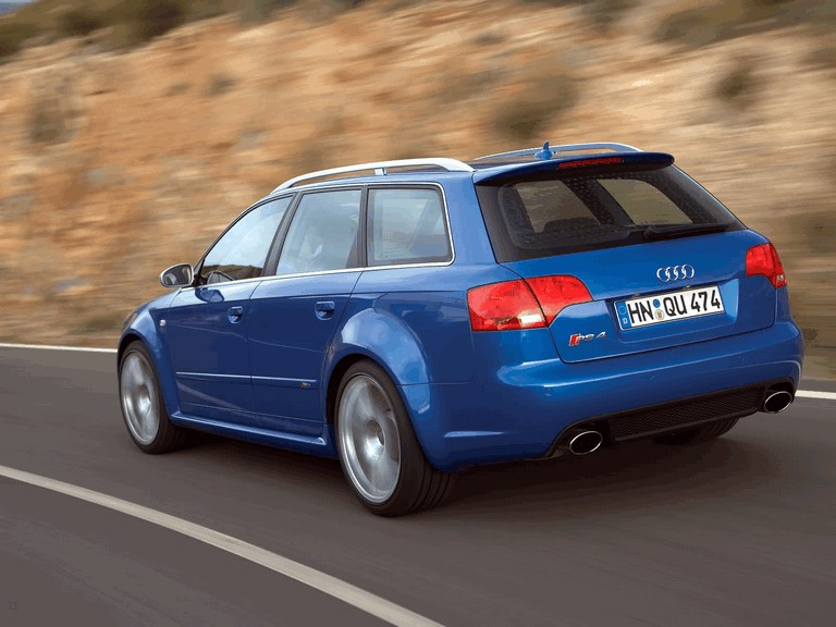 2006 Audi RS4 Avant 210971