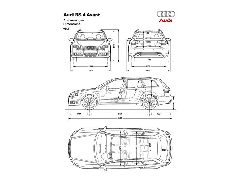 2006 Audi RS4 Avant 210985