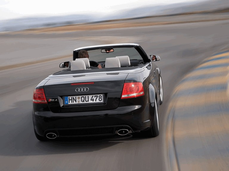 2006 Audi RS4 cabriolet 210997