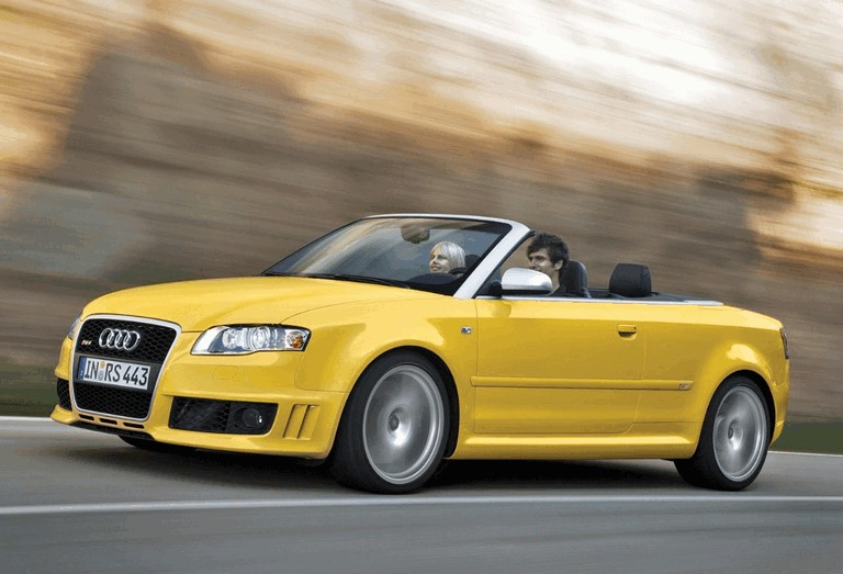 2006 Audi RS4 cabriolet 211001