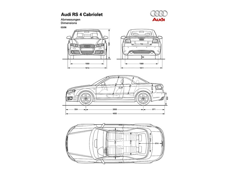 2006 Audi RS4 cabriolet 211002