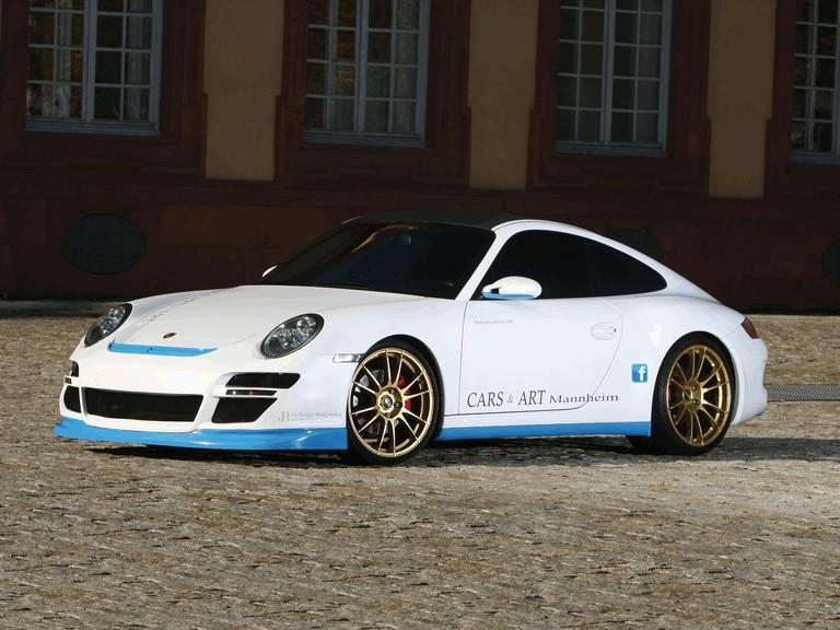 2011 Porsche 911 ( 997 ) Carrera 4S by Cars & Art 323907