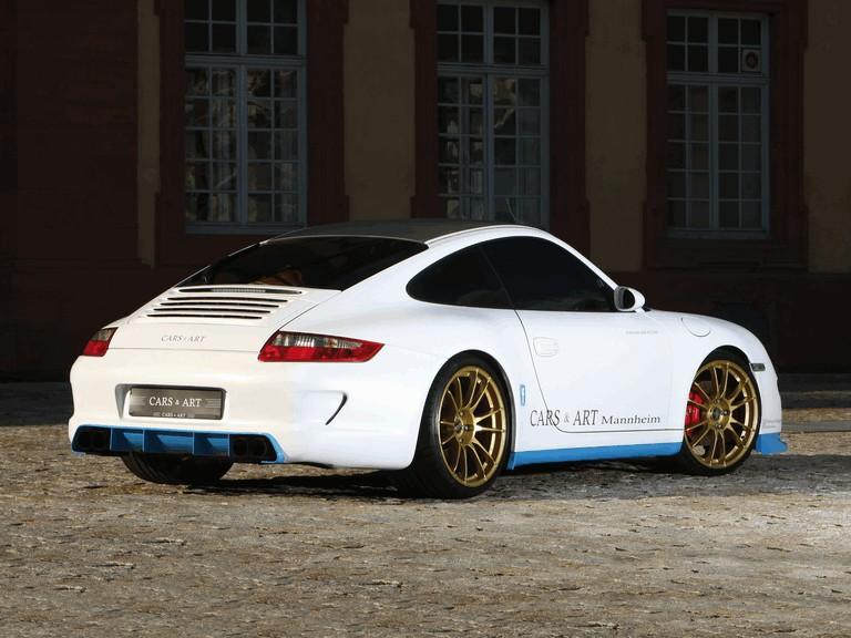 2011 Porsche 911 ( 997 ) Carrera 4S by Cars & Art 323908