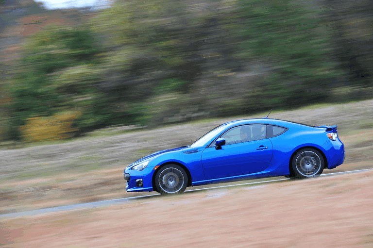 2011 Subaru BRZ 332695