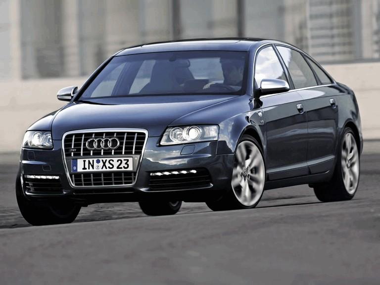 2006 Audi S6 211004