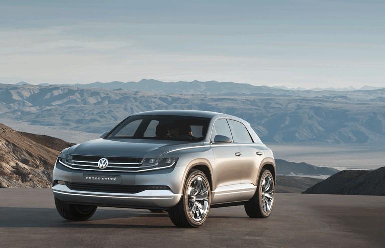 2011 Volkswagen Cross Coupé concept 324058